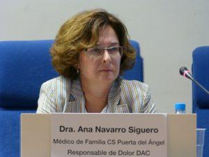 Dra. Ana Navarro Siguero - I Jornada - La Importancia de la Coordinación Primaria-Especializada en Cáncer