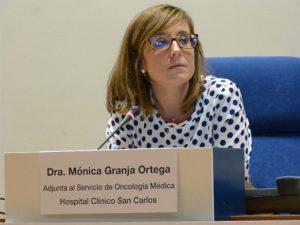 Dra. Mónica Granja - I Jornada - La Importancia de la Coordinación Primaria-Especializada en Cáncer