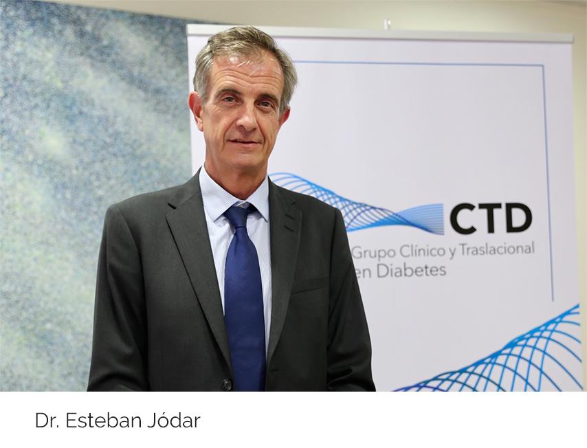 Dr. .Esteban Jódar - Grupo CTD